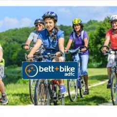Fahrrad und Bett+Bike